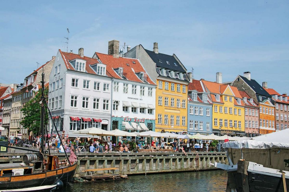 Dane Casper Urhammer recommends visiting Nyhavn, an entertainment district on the Copenhagen waterfront.