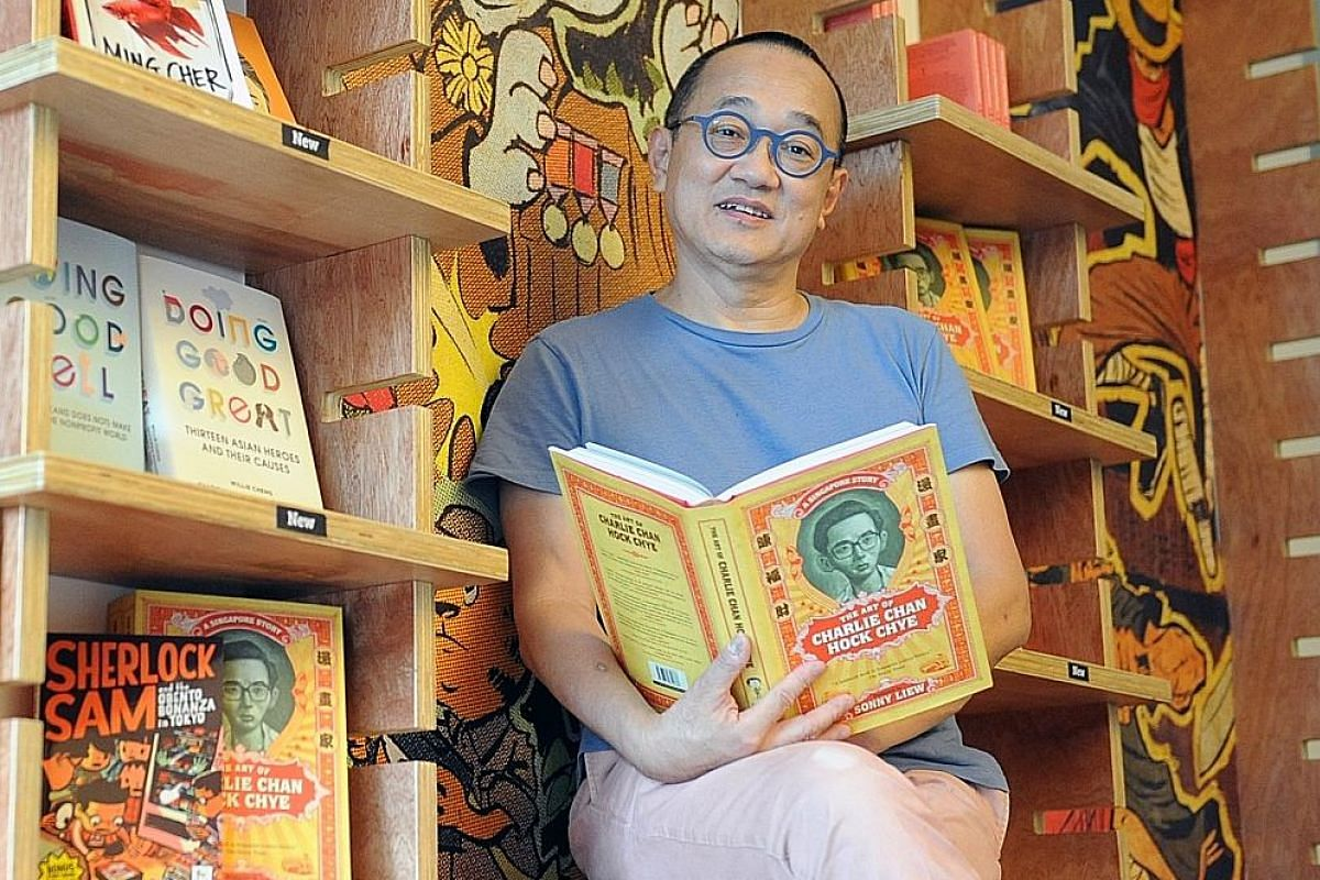 Publisher Edmund Wee established the annual $20,000 Epigram Books Fiction Prize to boost the Singapore literary scene.