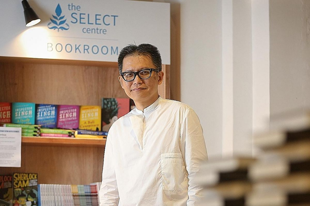 Under director Yeow Kai Chai's leadership, the Singapore Writers Festival featured a record 242 Singaporean voices across the arts.