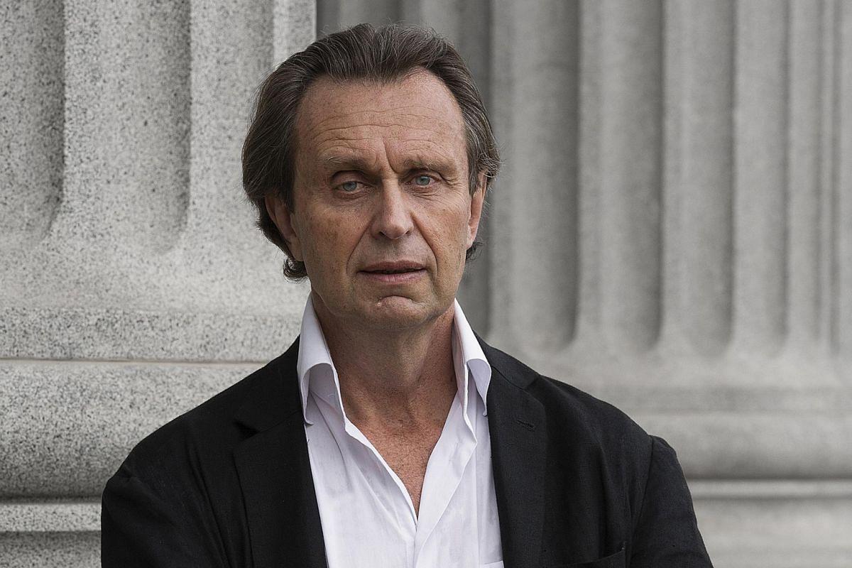 Architect Jean-francois Milou
