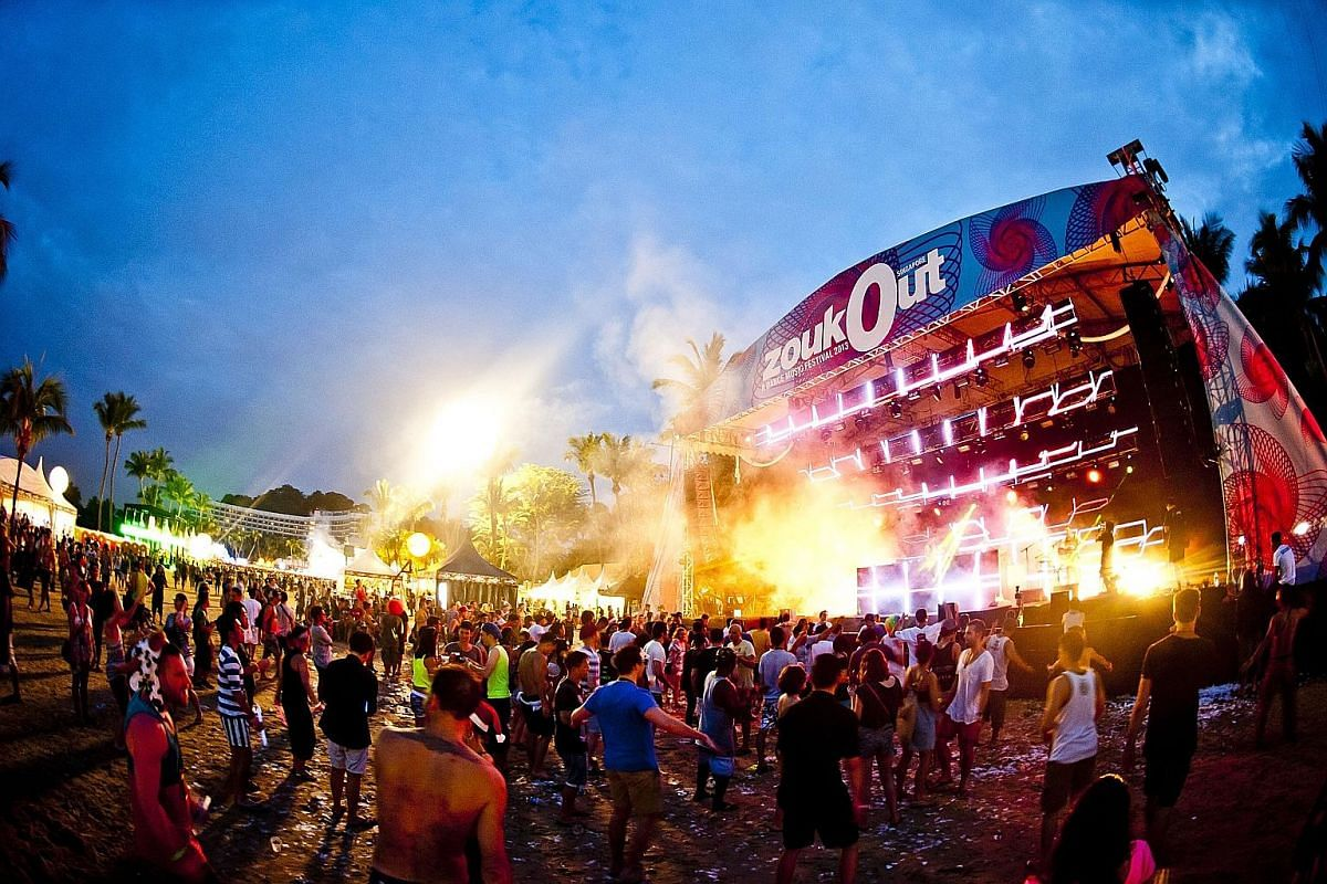 With its takeover of nightclub Zouk, Genting Hong Kong will also hold the rights to the popular annual beach festival ZoukOut (above).