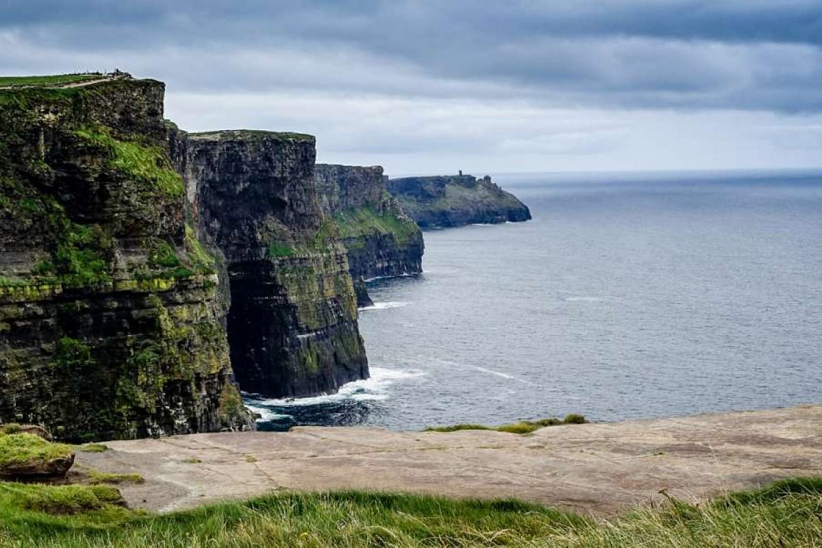 The Cliffs of Moher were featured in Harry Potter And The Half-Blood Prince.