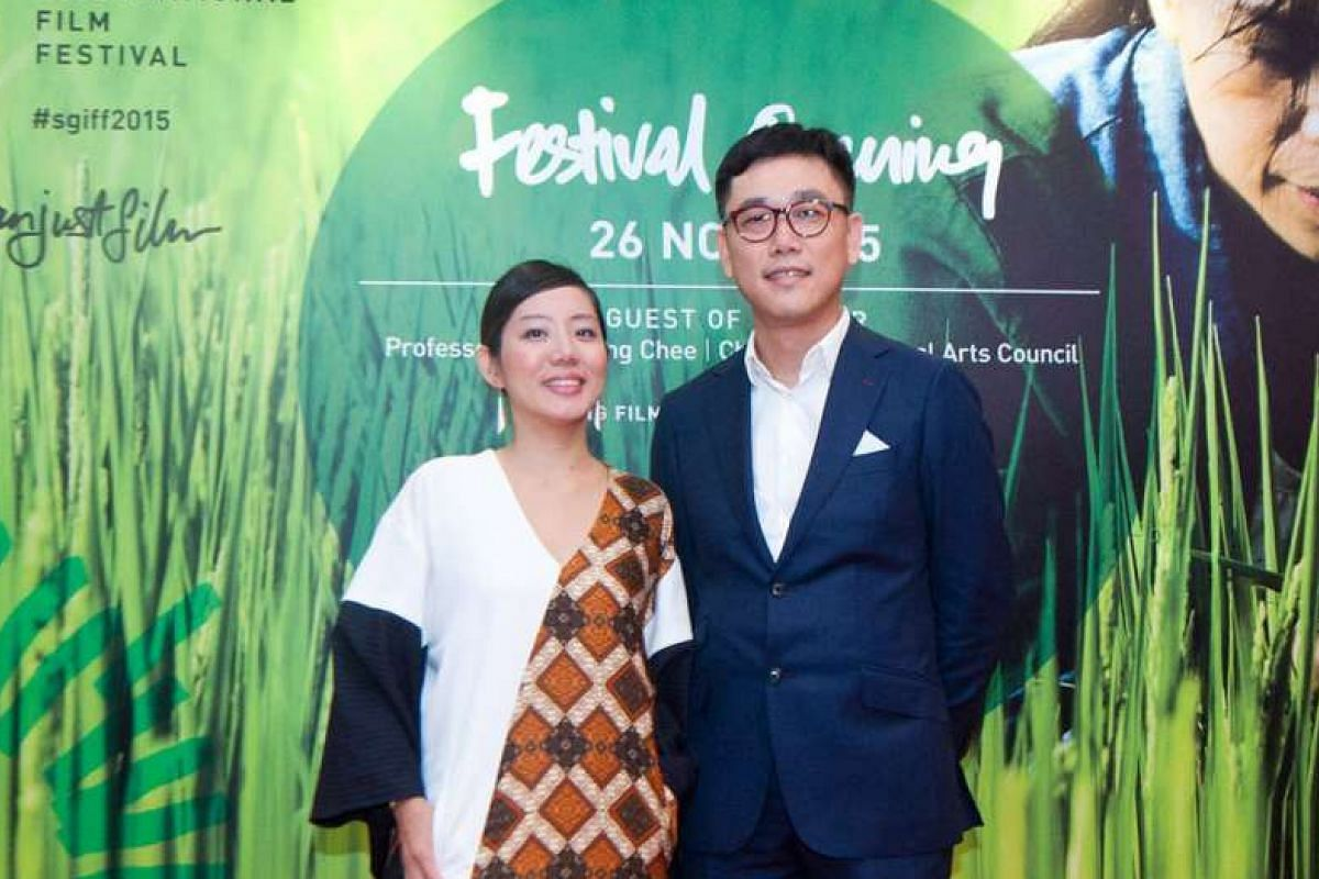 Ms Yuni Hadi and Mr Zhang Wenjie put together a laudable programme for the Singapore International Film Festival.