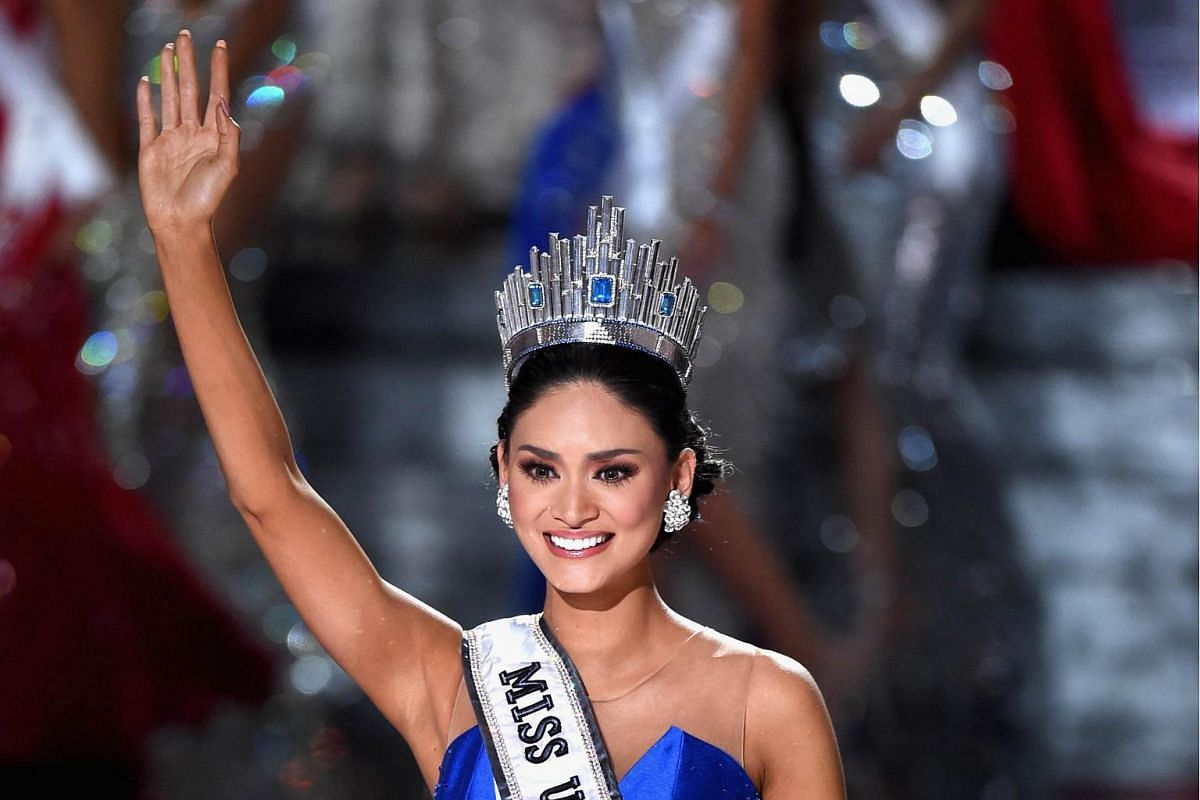 Pia ALonzo Wurtzbach of the Philippines was named Miss Universe Sunday in a drama-filled turn worthy of a telenovela.