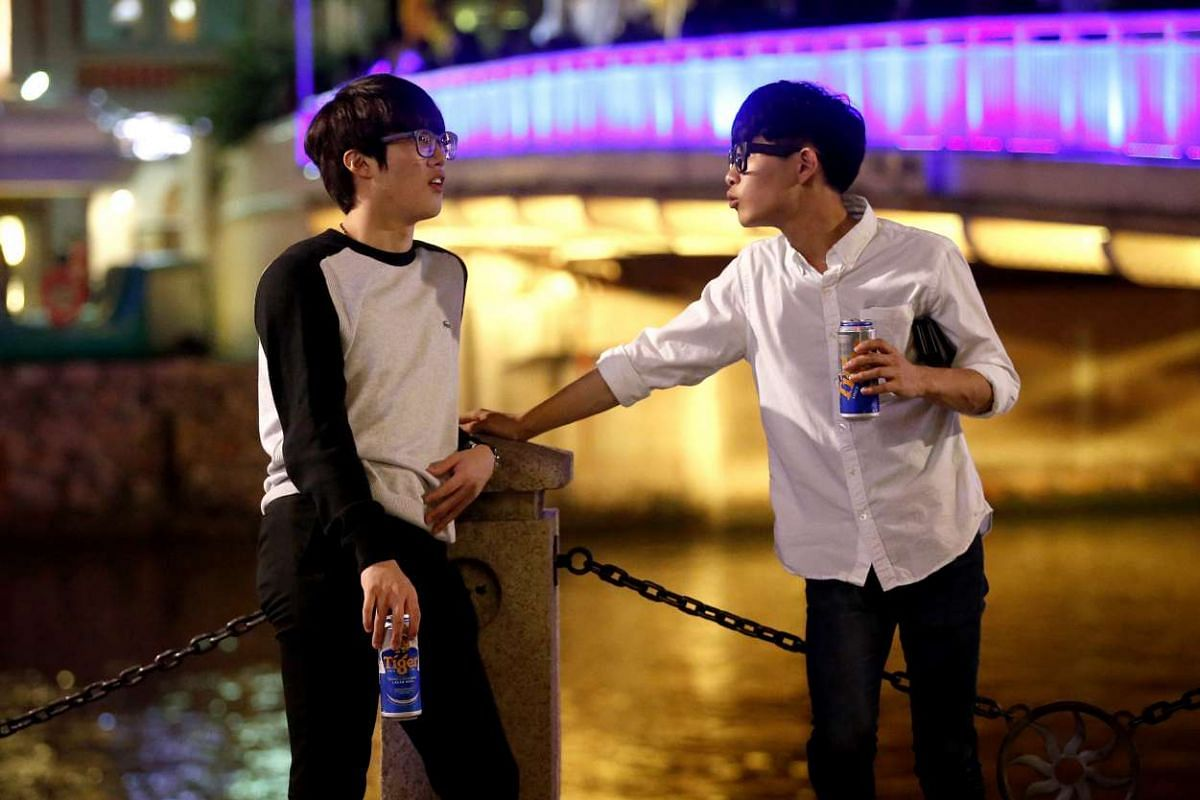 Youth drinking in Clarke Quay and other popular spots at night are no longer a common sight since new rules kicked in on April 1.