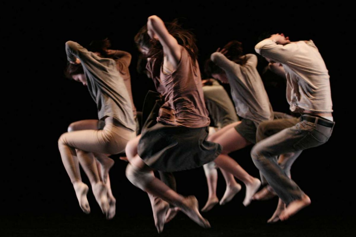 The collective structure allows dancers in independent group Sigma Contemporary Dance (above) to work together without the pressure of churning out multiple works every year.