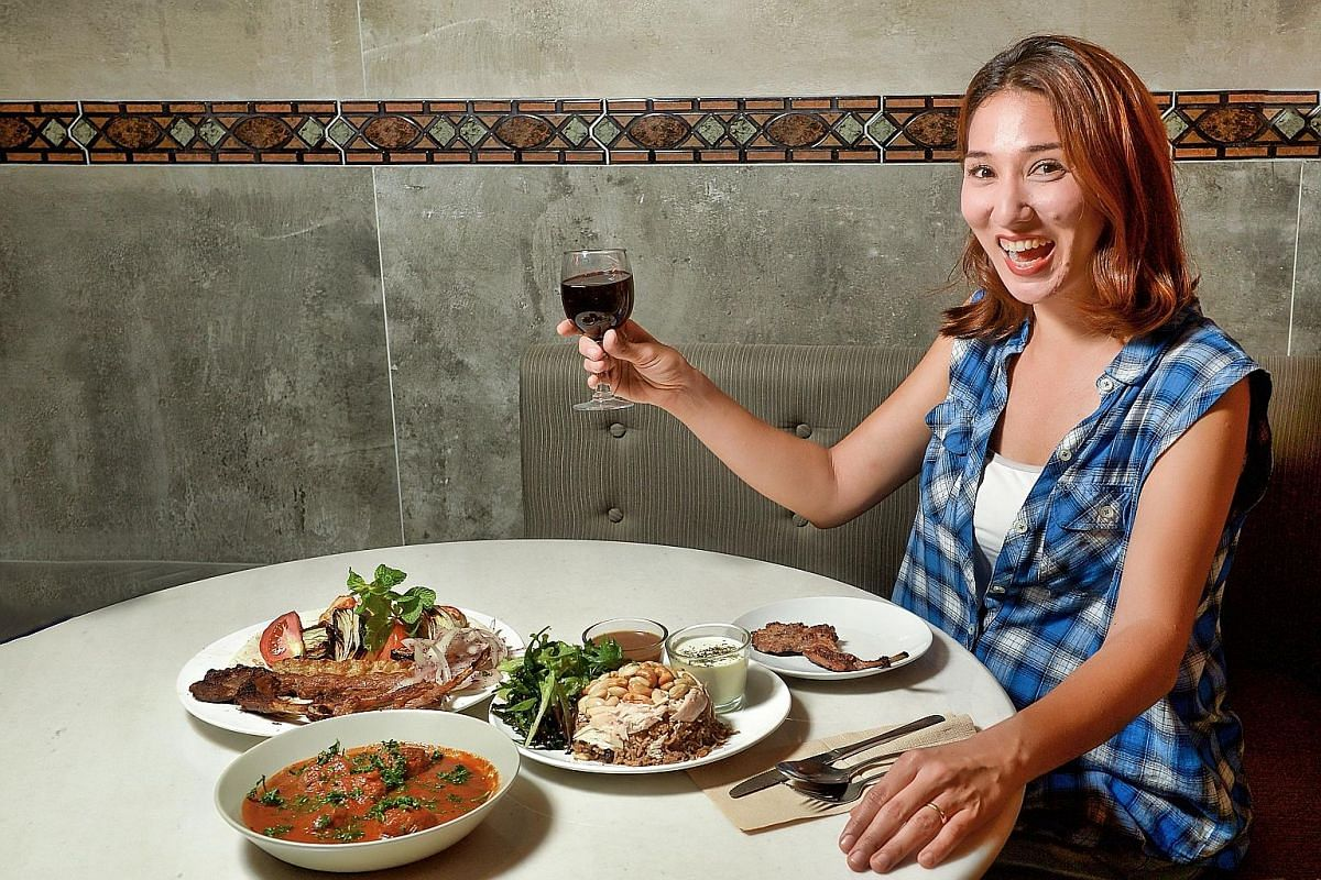 Greta Georges says she has become an accidental food expert from sampling cuisines across China.