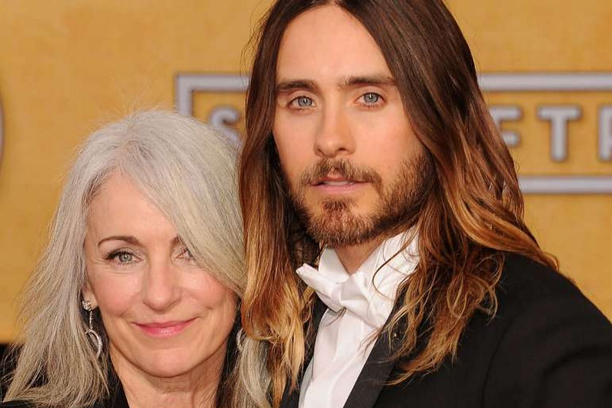 Jared Leto's mother