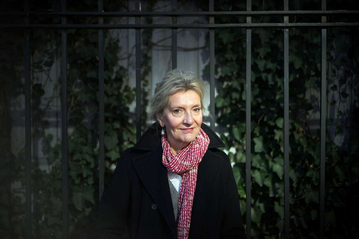 Author Elizabeth Strout's latest book, My Name Is Lucy Barton, debuted at the top of the weekly United States fiction bestseller chart last week.