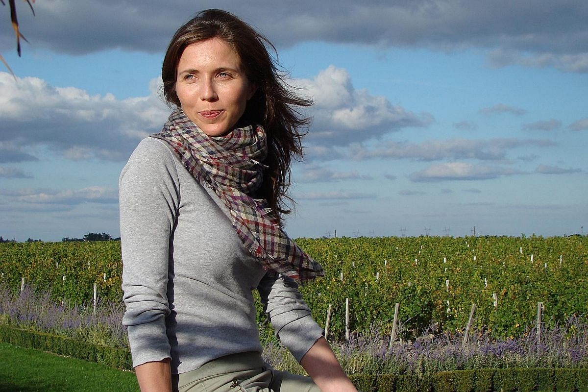 Wine has featured prominently in Ms Caroline Frey's life since she was very young, when her father invested in a champagne house.