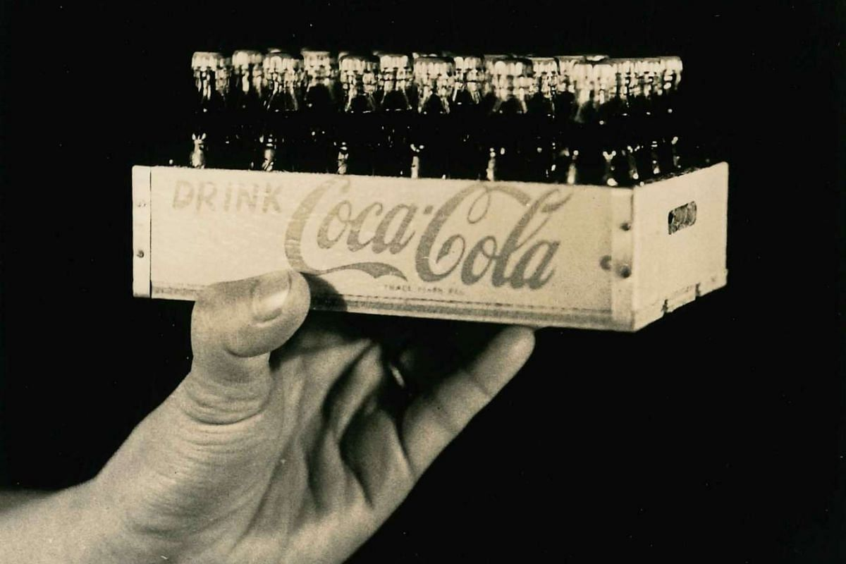 Hiap Chuan Joo produced wooden crates for Coca Cola in the 1950s.