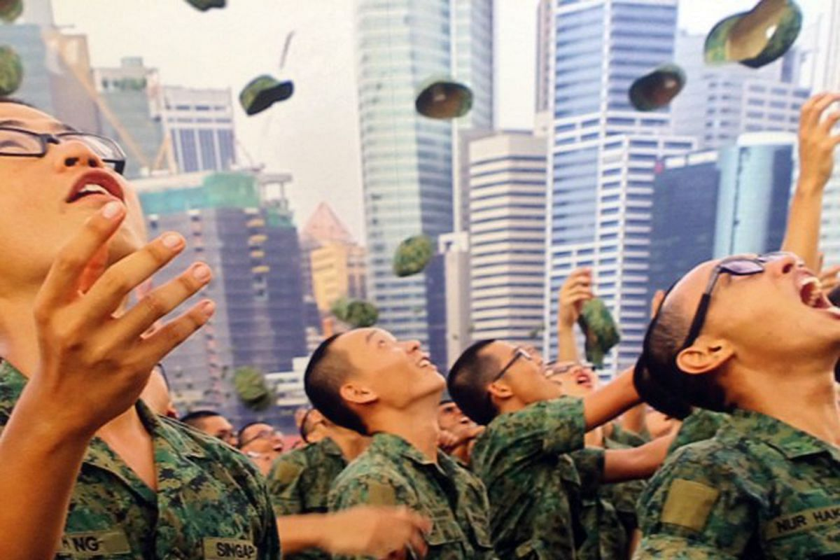 National service remains one of the defining experiences that bring together Singaporeans of different races.