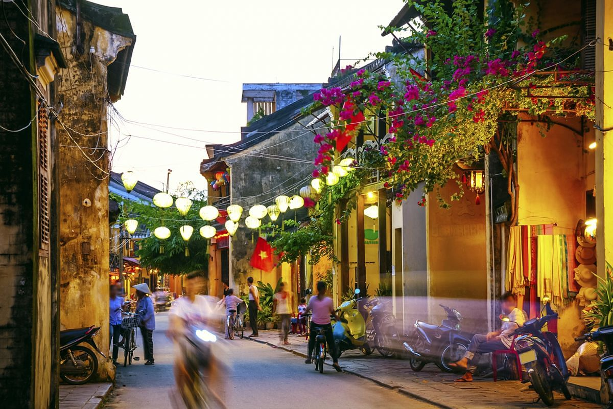 Ms Suyin Lee has travelled to Hoi An (above) four times in the last three years.