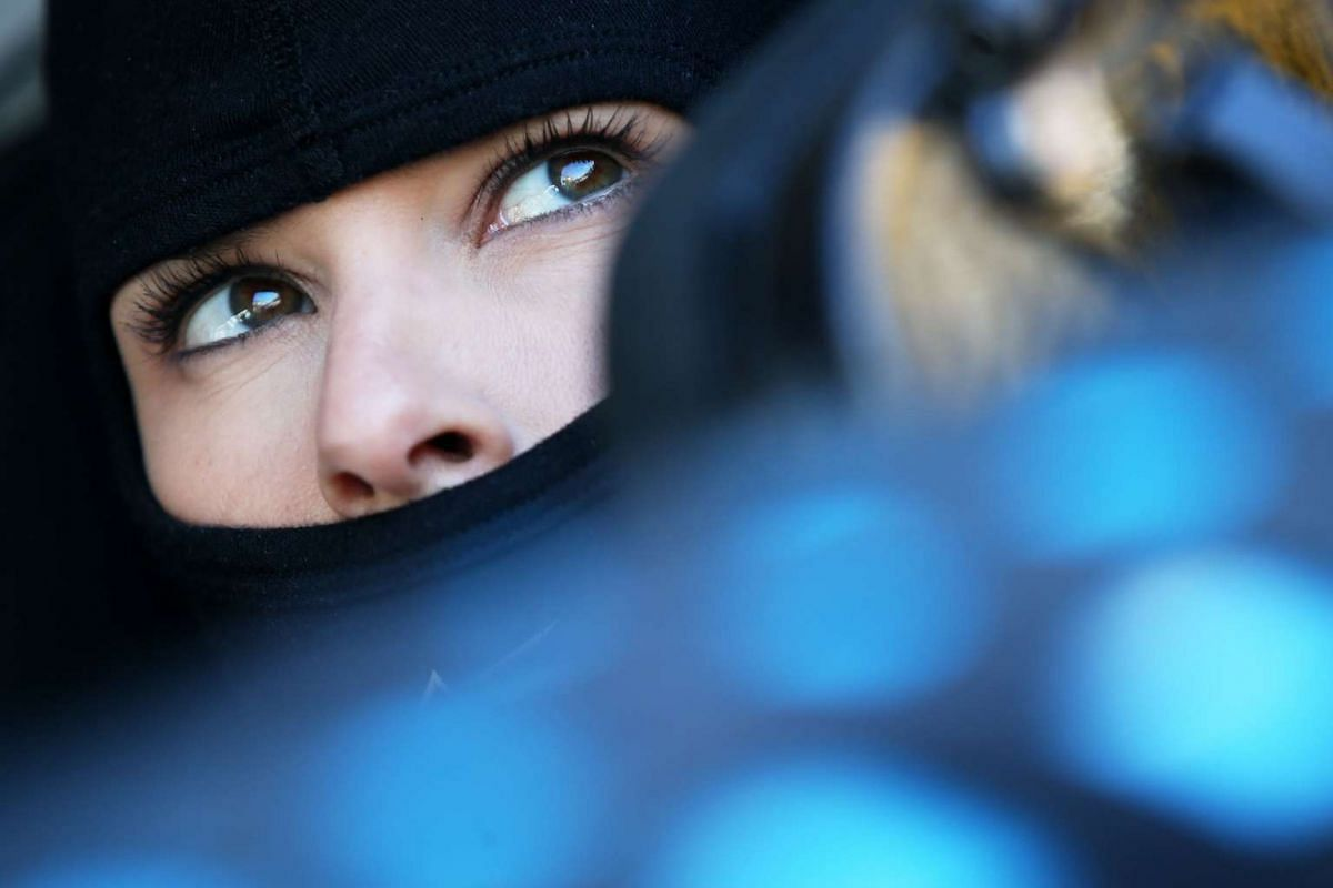 Danica Patrick, driver of the #10 Nature's Bakery Chevrolet, sits in her car during practice for the Daytona 500 at Daytona International Speedway on Feb 17, 2016 in Daytona Beach, Florida. PHOTO: GETTY IMAGES/AFP/SEAN GARDNER