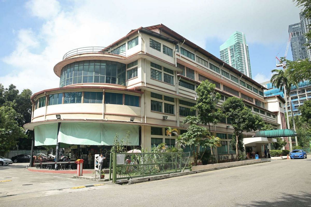 The Palmer House, built in 1956 and made to look like a giant boathouse, will be demolished to make way for the new Prince Edward MRT station.