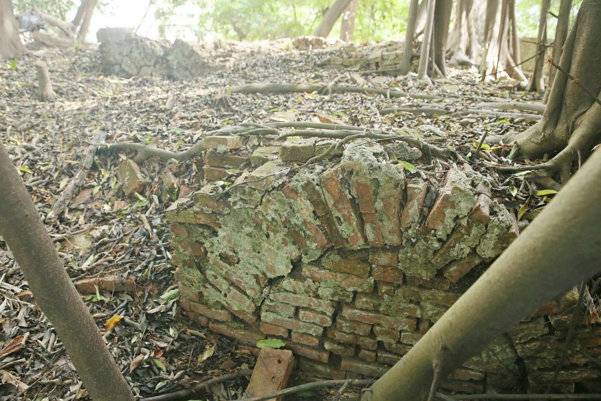 The historical Tanjong Malang, where graves dating back to early 19th century are found, is set to make way for MRT line construction.