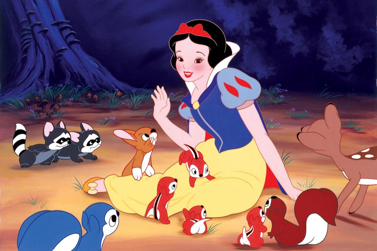 From classics...: Snow White And The Seven Dwarfs (1937)