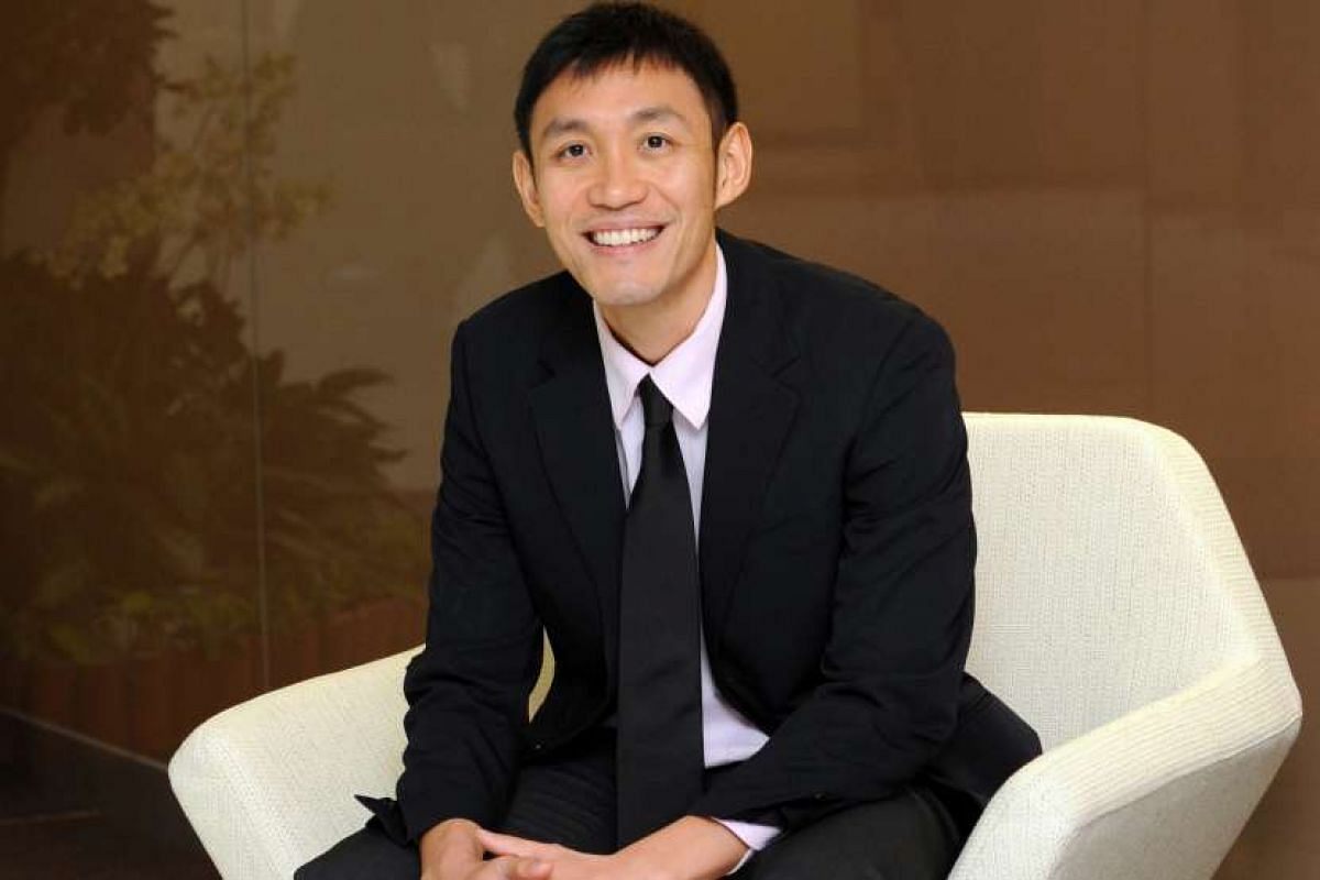 Mr Gary Ong had tuina sessions at Nanyang Technological University's Chinese Medicine Clinic for an old injury.
