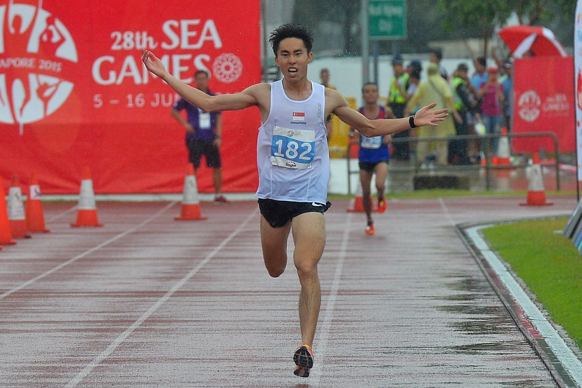 National marathoner Soh Rui Yong, 24, tried tuina in December, when he was battling tissue inflammation at the bottom of his foot.