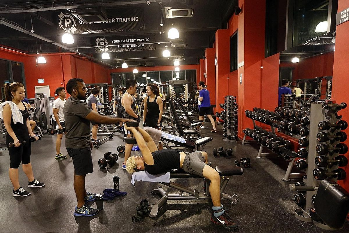 Home-grown fitness company Gymm Boxx has three 24-hour outlets.