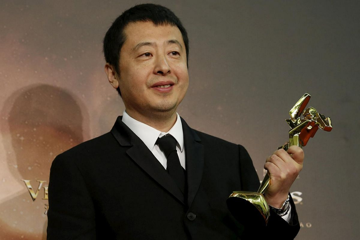 Chinese director Jia Zhangke wins the Best Screenplay award for his movie Mountains May Depart.