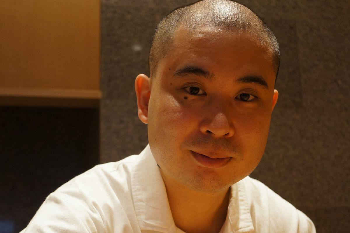 Chef Taku Ashino
