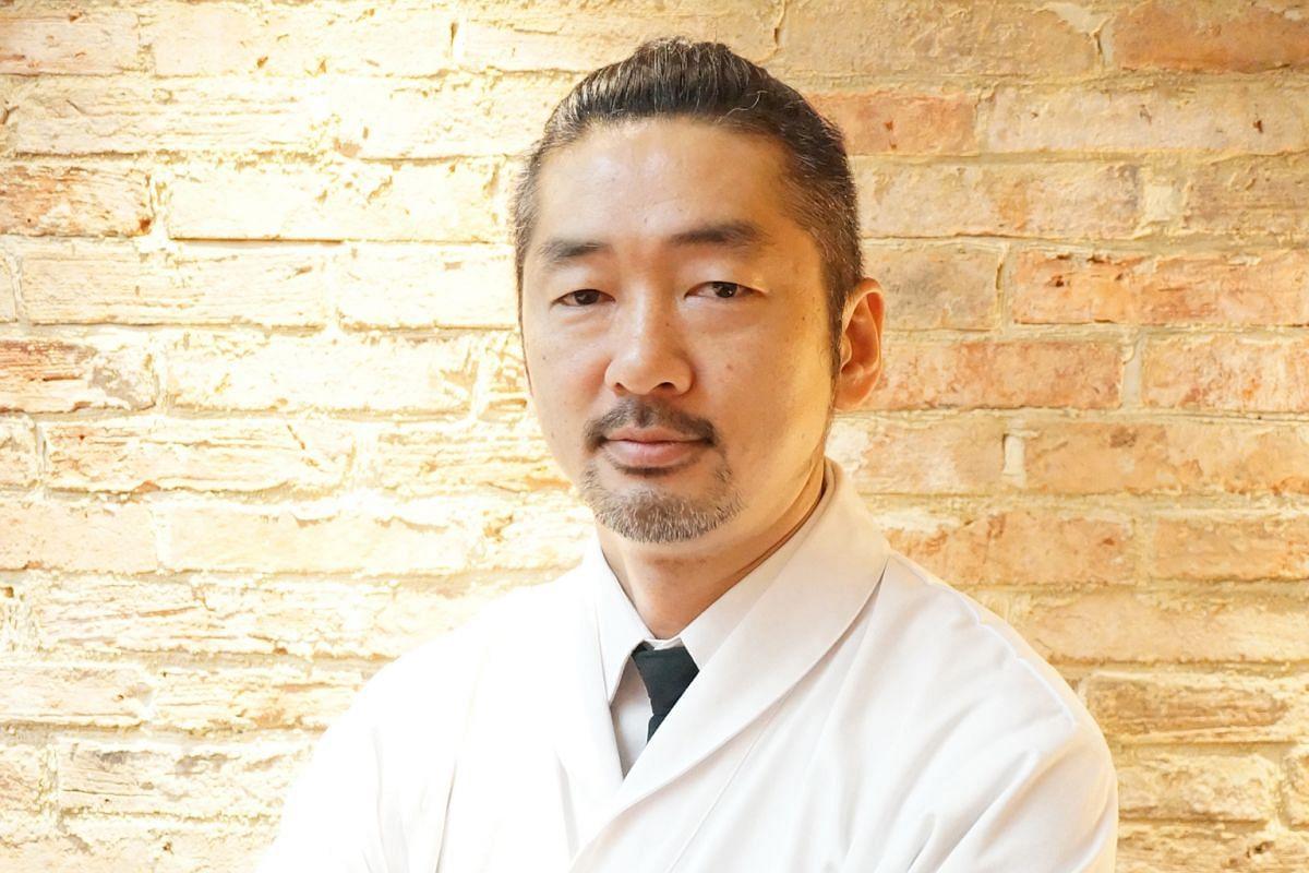 Chef Hirohashi Nobuaki