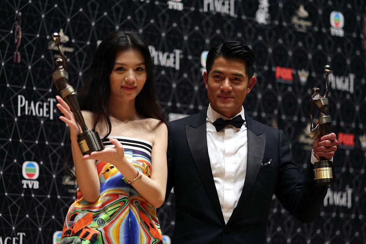 Jessie Li wins best actress and Aaron Kwok wins best actor for the film Port of Call.