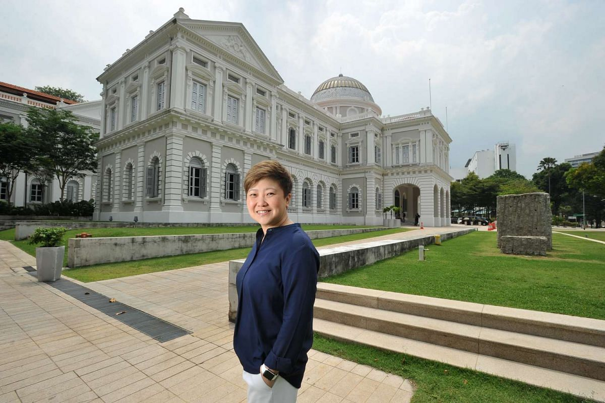 "Ms Angelita Teo's focus is to attract younger audiences by letting them associate the museum with being fun and ""a bit warm and fuzzy""."
