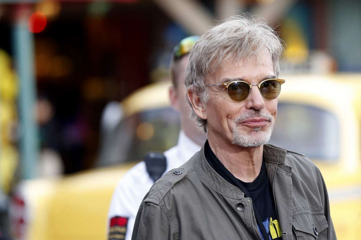 Actor Billy Bob Thornton at The Wizarding World Of Harry Potter at Universal Studios Hollywood, California on April 5, 2016.