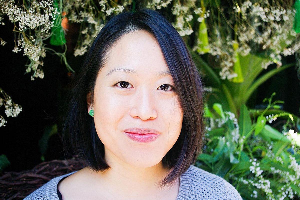 Author Tiffany Tsao.