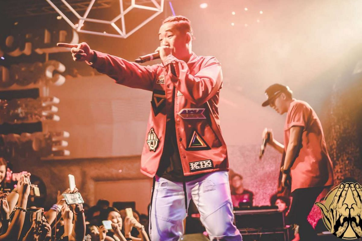 Singapore's hip-hop music scene is more vibrant now than when he started out eight years ago, says rapper Shigga Shay (above).
