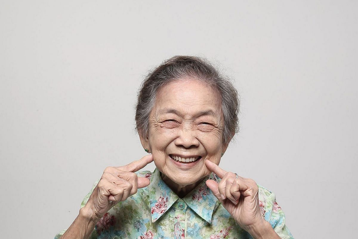 Grandma Lily, as Madam Tan is affectionately known, has activities every day of the week, from singing and music lessons to walks in the garden. The matriarch, who has four children, 12 grandchildren and two great-grandchildren, says ''as long as you