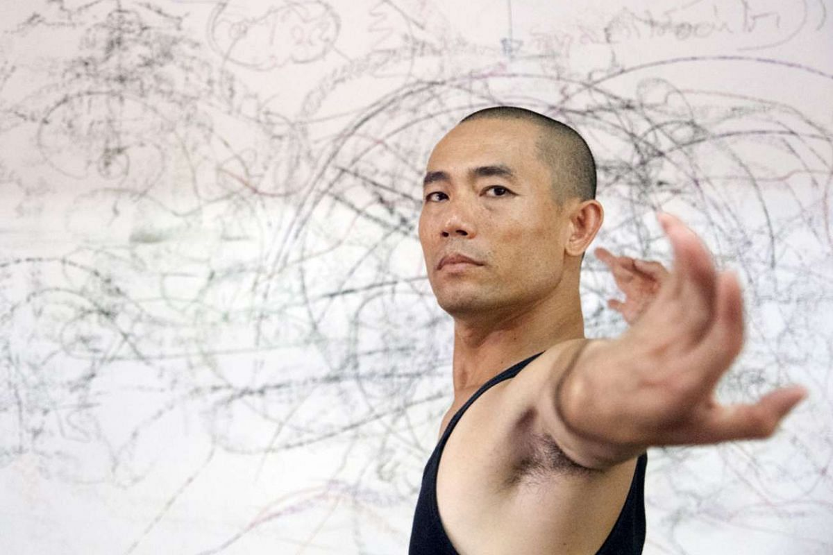 Thai dancer-choreographer Pichet Klunchun (above) will fuse traditional Thai classical dance training with the improvisational spirit of the lively ghost festival Phi Ta Khon in Dancing With Death.