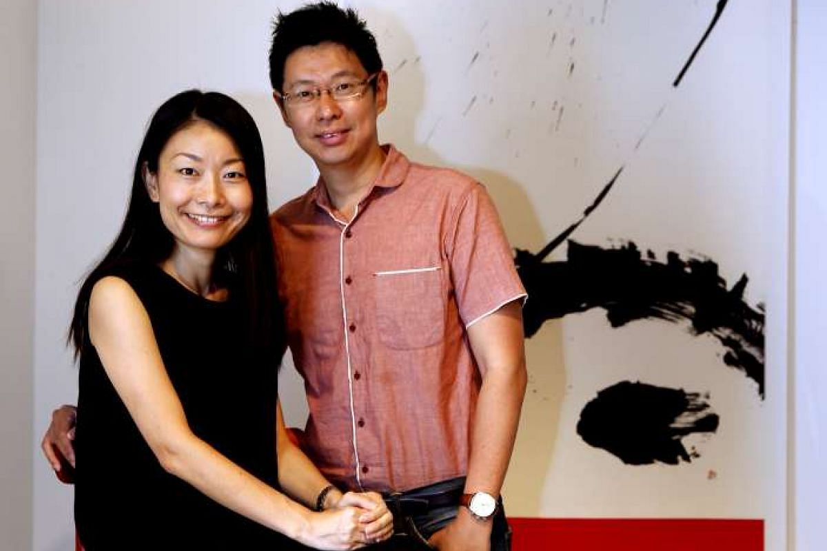 Mr Andrew Tan makes the first contact in Japan for business deals and Ms Mitsuko Murano seals them.