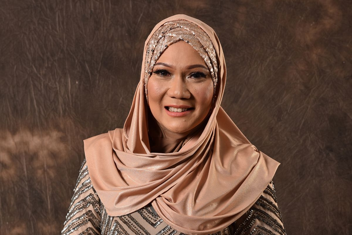 MASTURA AHMAD, 49, actress.