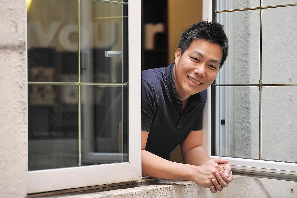 Window of opportunity: Executive director Darren Chen (above) is taking Savour, a casual gourmet festival, to Shanghai, Chengdu and Zhuhai this year.
