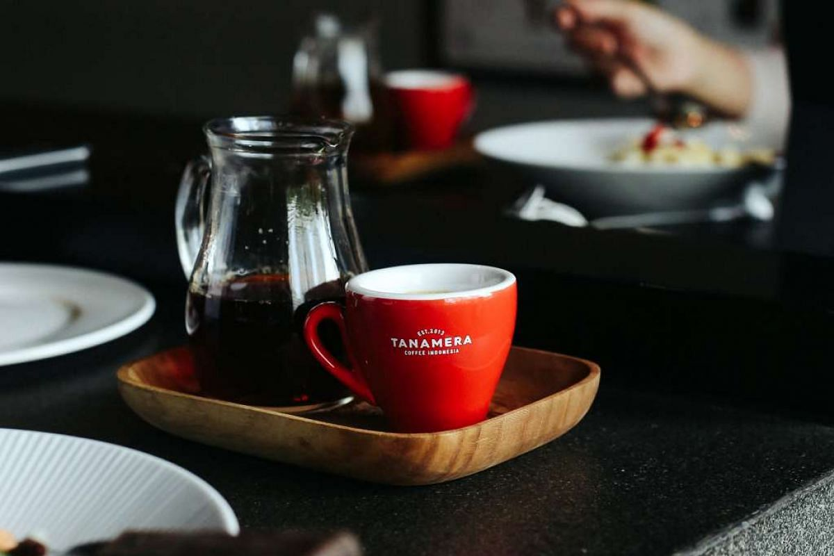 Overseas vendors making their debuts here include Shiseido Parlour, known for its cheesecakes, and Indonesian speciality coffee roaster Tanamera Coffee (photo).