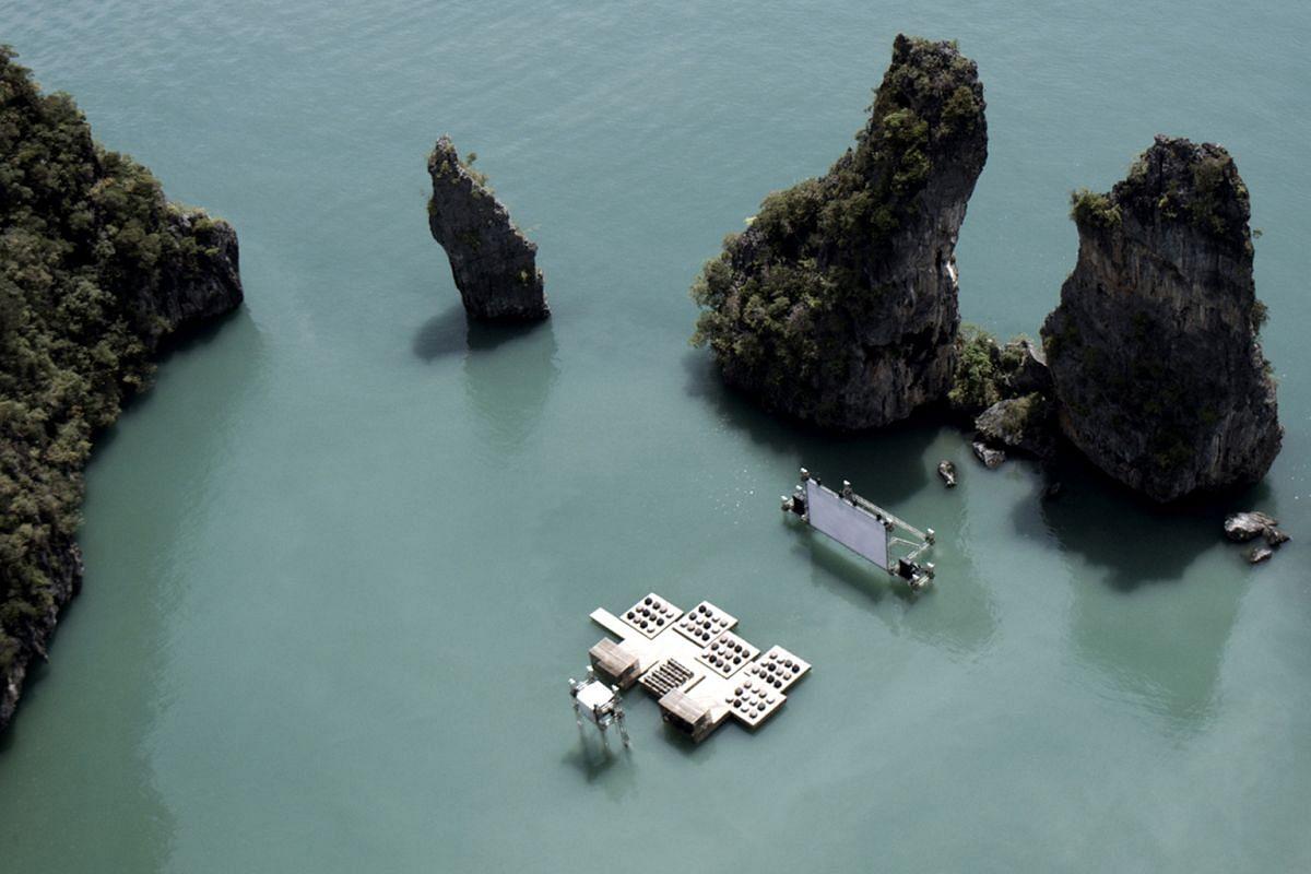 Archipelago Cinema, Thailand.