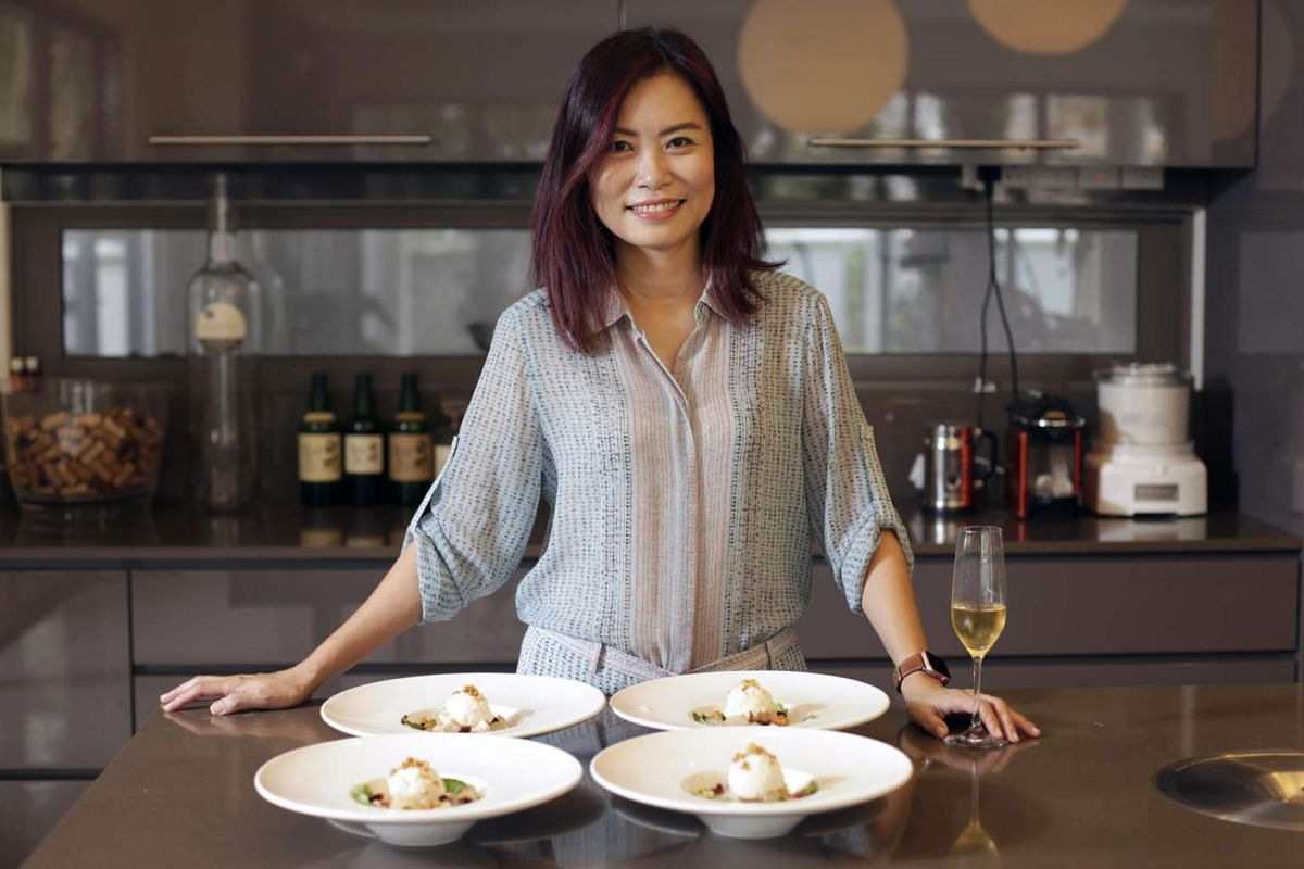Foodie Confidential with Program director of Michen Guide Singapore, Michelle Ling.