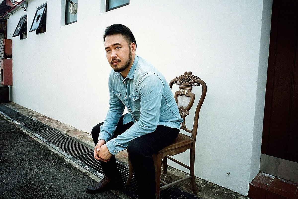 Nicholas Chim has been building up his name as one of the indie scene's most prominent troubadours.