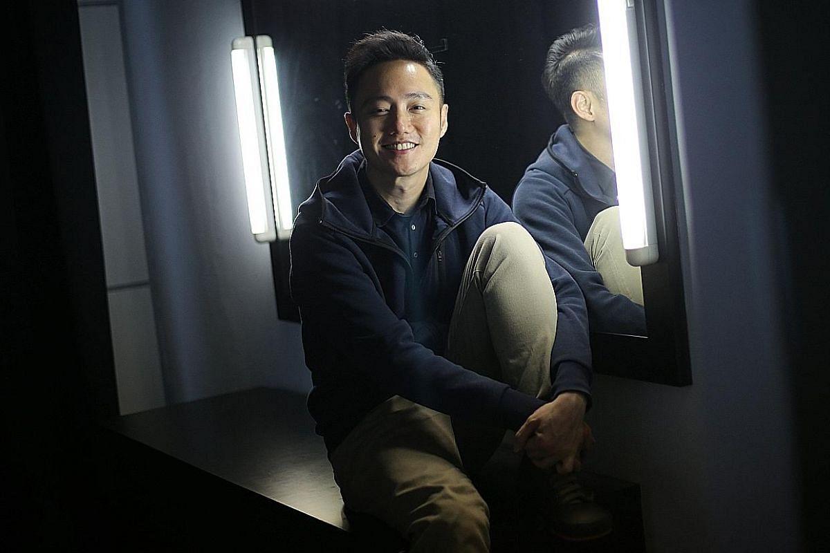 Film-Maker Boo Junfeng.