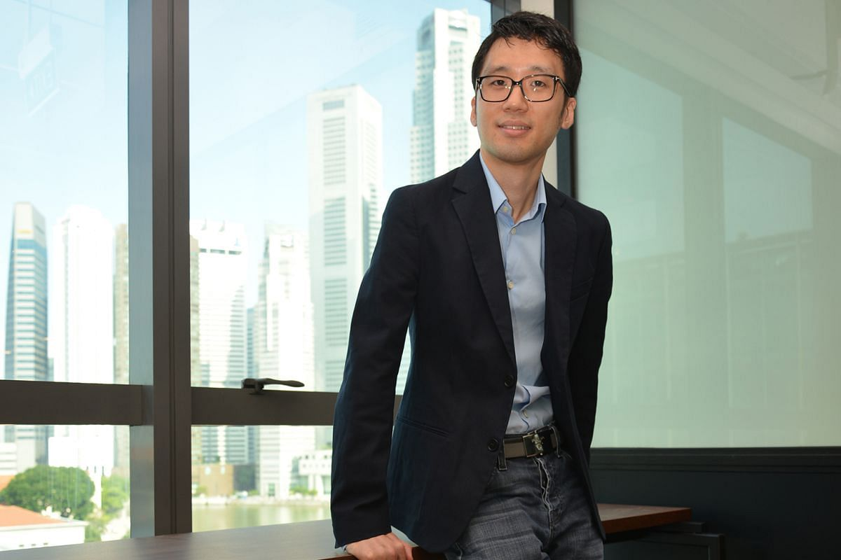 Singapore market manager of Hired.com Steven Gong and his team will be working from Collision 8 in North Bridge Road.