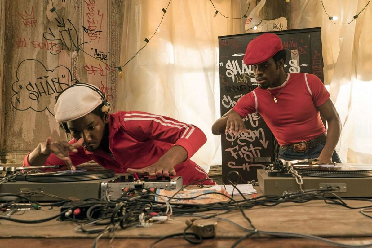 The Get Down is a musical drama set in 1970s New York that follows a group of teens integral to the birth of hip-hop, punk and disco.