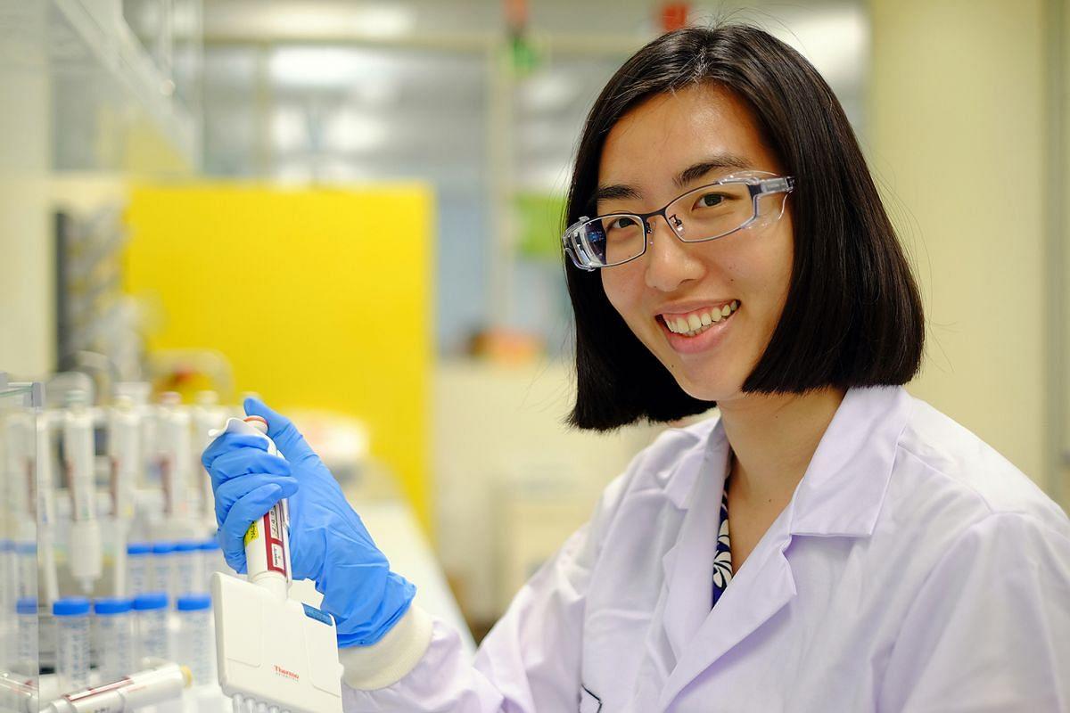 Ms Betty Tsai likes creative, problem-solving jobs.