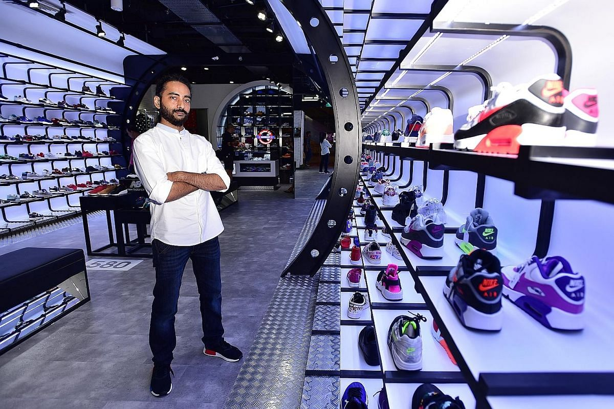 Avid sports fan Mandeep Chopra is the third-generation scion of home-grown sporting merchandise and apparel company Weston Corporation.