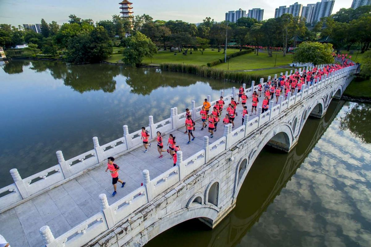 Race #2 of The Performance Series Singapore 2016 at Jurong Lake.