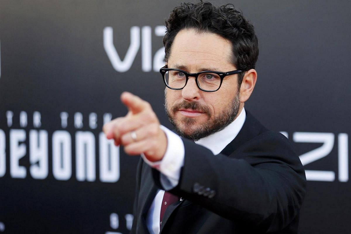 Producer J.J. Abrahms arrives for the world premiere of Star Trek Beyond at Comic Con in San Diego, California, US, on July 20.