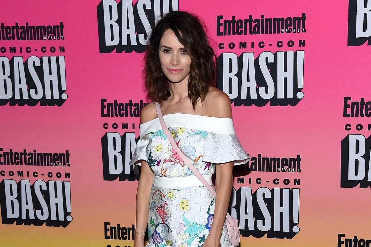 Actress Abigail Spencer attends the Entertainment Weekly Comic Con Celebration 2016 event, in San Diego, California, on July 23.