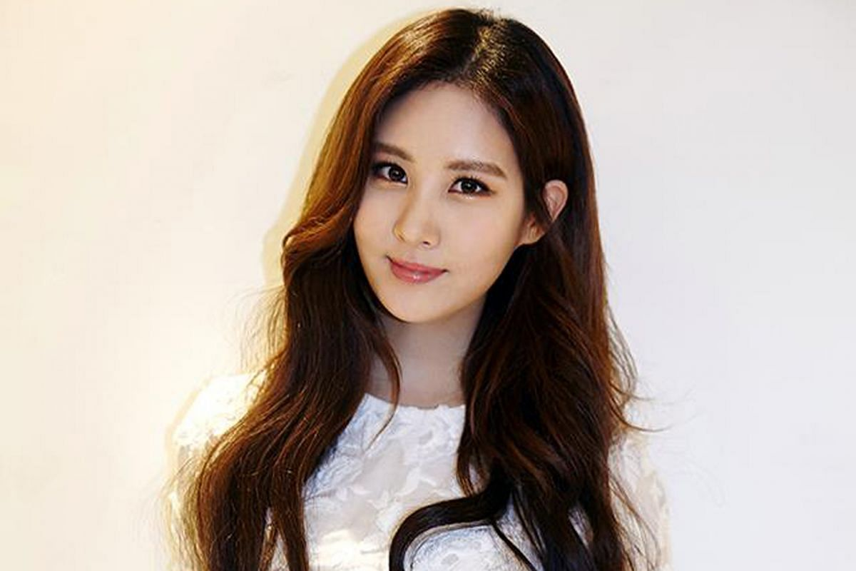 The wellgroomed eyebrows of Korean celebrities such as Girls' Generation member Seohyun (above) and actor Kim Woo Bin inspire their fans to style their brows too.